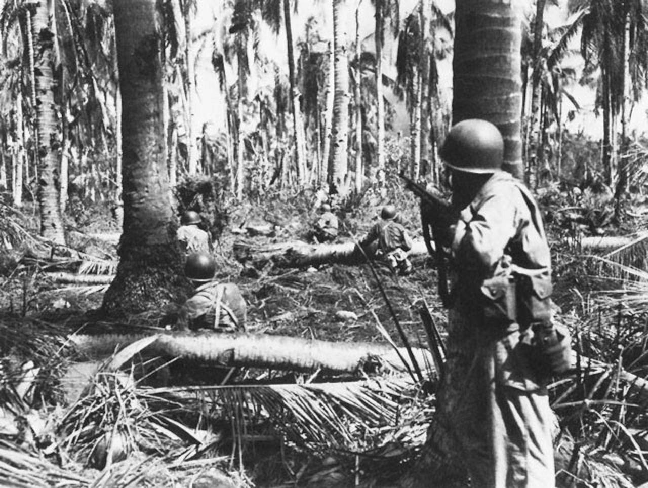第112回 レイテ島の戦い : 太平...