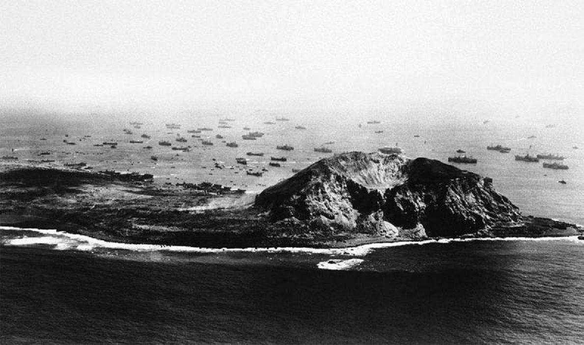 の 硫黄 戦い 島