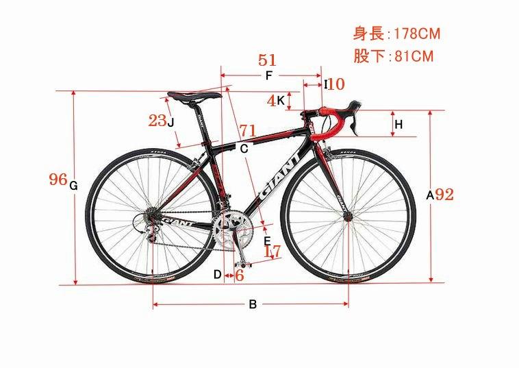 手賀沼自転車散歩 : Giant SCR1の ...