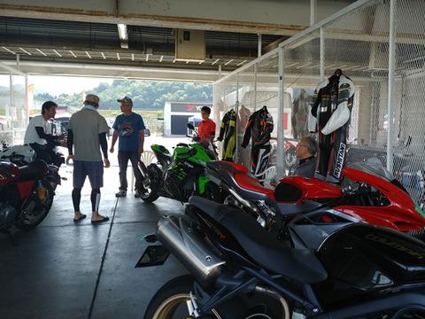 MVアグスタ岡山国際サーキット 走行会レポート