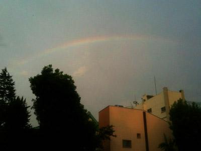 20100628高円寺の虹