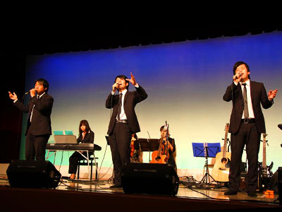 千葉でコンサートイメージ