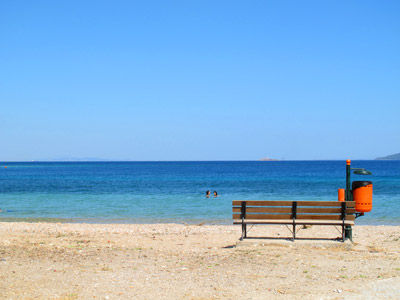 コリントの海