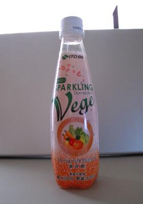 SPARKLING Vege【スパークリングベジ】