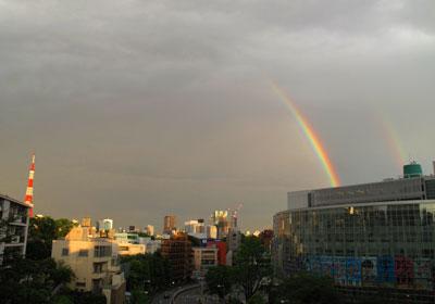 090509東京の虹