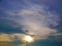 080814の彩雲