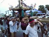 谷中の神輿