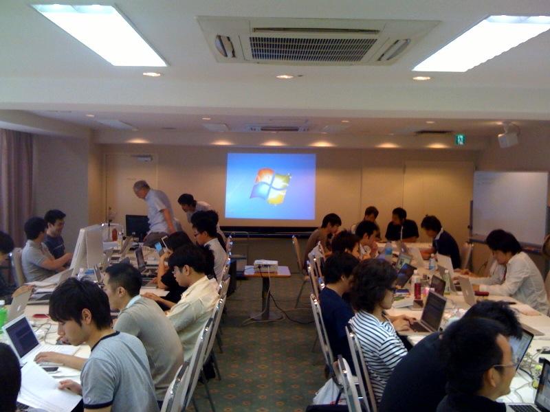 iPhoneアプリ講座_合宿1
