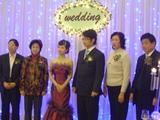 エダ結婚式