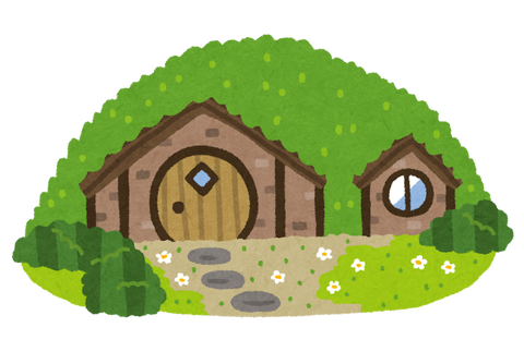 building_hobbit_house