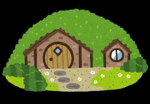 building_hobbit_house