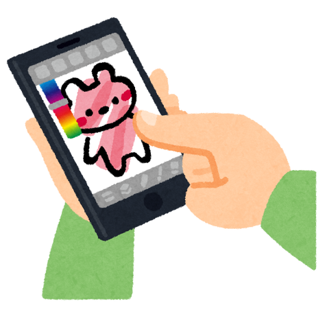 smartphone_oekaki