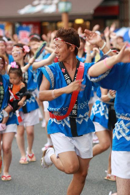 第36回三原やっさ祭り2011 三原...