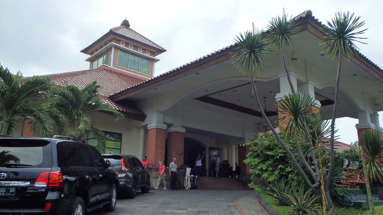 Golf Bandar Kemayoran クマヨラン インドネシア駐在員のブログ