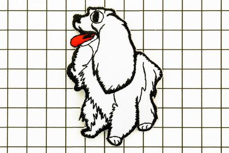 ワッペン 犬