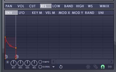 bass filter r