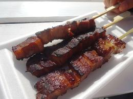 味噌串焼き
