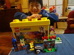 LEGO貰ったよ♪