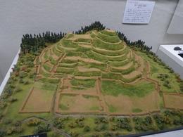 城跡模型?