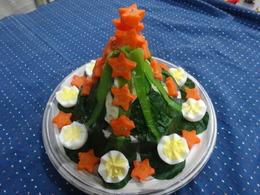 野菜ツリー