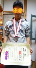 銀メダルおめでとう♪
