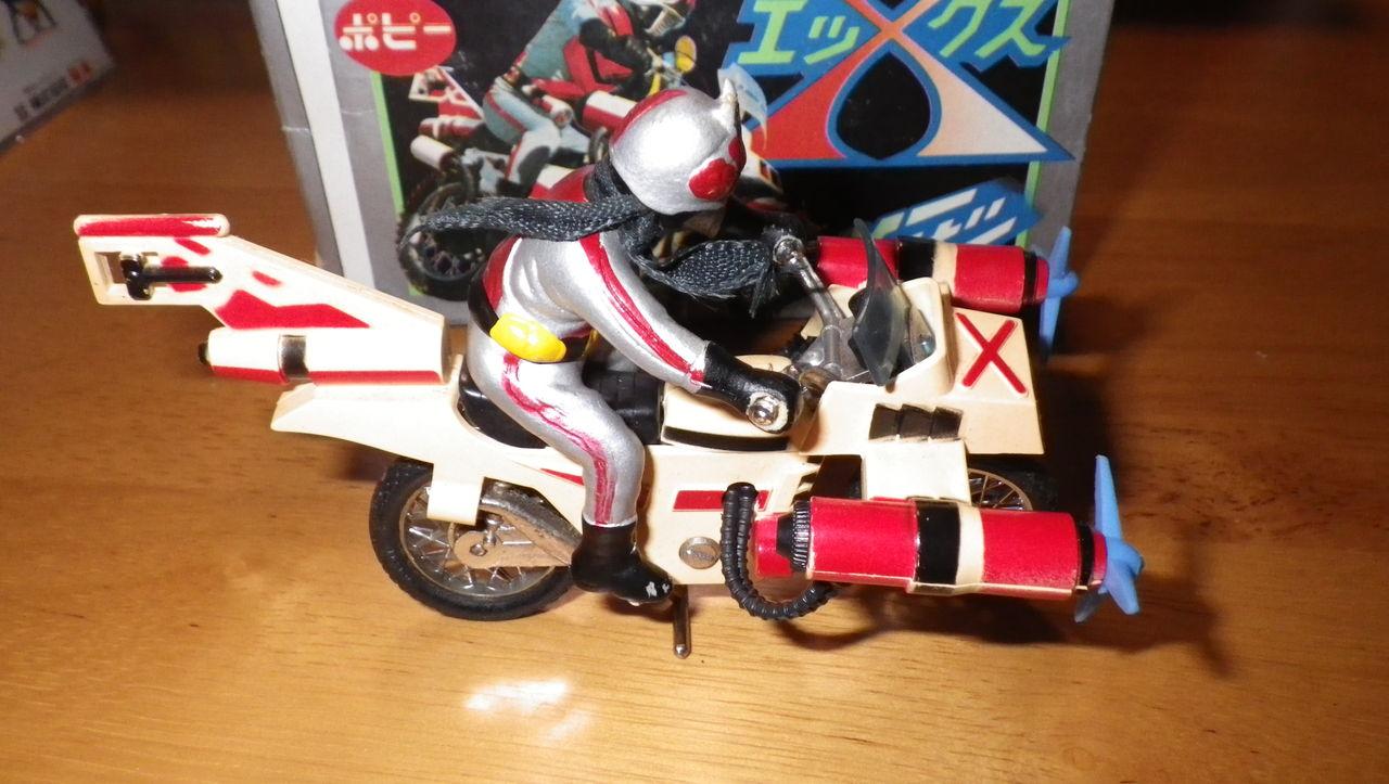 仮面ライダーXの画像 p1_32