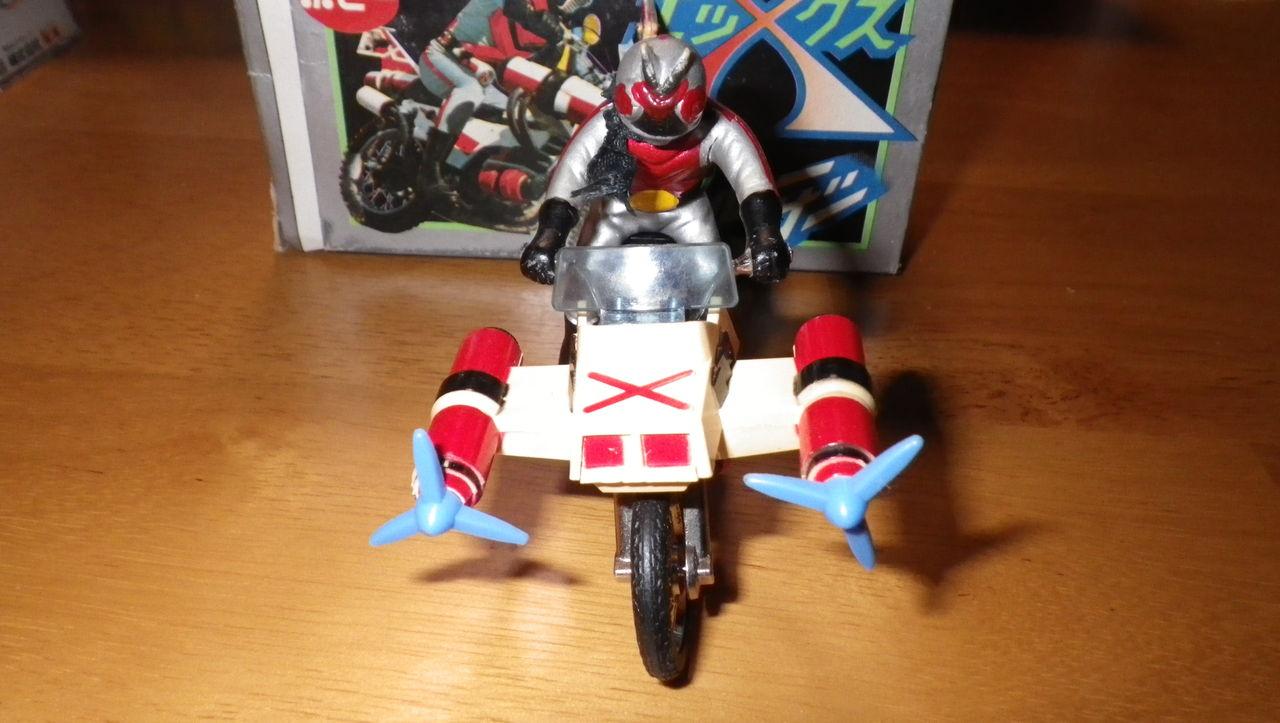 仮面ライダーXの画像 p1_31