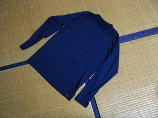 ハーレーに乗るときのロングTシャツ