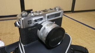 ヤシカエレクトロ35GS