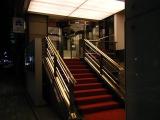 都内のホテル日航銀座