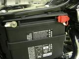 ハーレーダビッドソンのバッテリー端子2