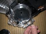 ハーレーダビッドソンのエンジンモデル動力伝達1