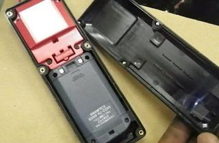 ハーレーの盗難対策用発信機