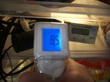 ハーレーダビッドソンのグリップヒーター温度