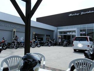 ハーレー2011年モデル試乗会
