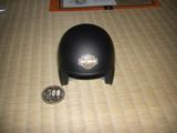 ハーレーのヘルメット2