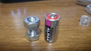 ヤシカエレクトロ35の電池