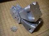 ハーレーダビッドソンのVツインエンジン2