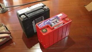 ハーレーのバッテリー交換