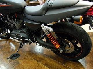 スポーツスターXR1200Xリヤサス