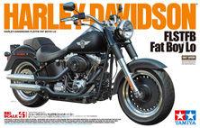 タミヤ1/6 オートバイシリーズ No.41  ハーレーダビッドソン FLSTFB ファットボーイ ロー