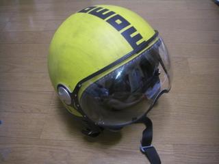 ハーレーダビッドソンに乗るときのモモデザインヘルメット