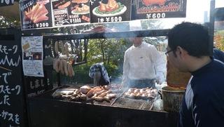 ハーレーと肉