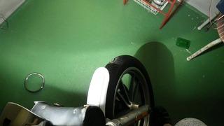 ハーレーダビッドソンのバイザースタイルトリムリングヘッドライト