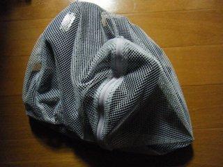 ハーレーの革製品洗濯