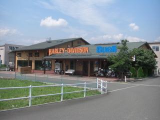 ハーレーダビッドソン山梨