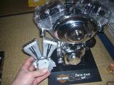 ハーレーダビッドソンのエンジンモデル比較