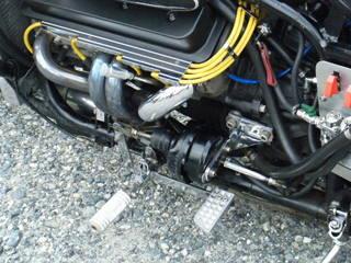 ボスホスのバイク ブレーキ