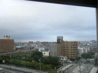 富山の天気 ハーレーツーリング朝