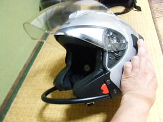 ハーレー用ヘルメット解説